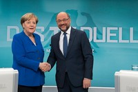 The leadership of Germany's Social Democrats (SPD) accepted the recommendation of party leader Martin Schulz to begin exploratory talks on forming a government with Chancellor Angela Merkel's...