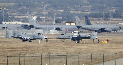 pGerman lawmakers have been denied the right to visit Incirlik Air Base where German troops are deployed as part of the anti-Daesh coalition, diplomatic sources told Daily Sabah on...