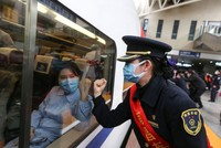 Hiding coronavirus may be punishable by death, China court says