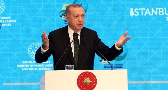 أردوغان: تركيا تركت لوحدها لكننا مستمرون في الوقوف مع المضطهدين