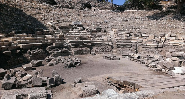 Ancient tablet discovered in western Turkey shows the most extensive lease contract