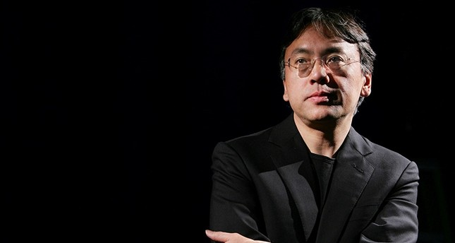 Author Kazuo Ishiguro photographed during an interview with Reuters in New York, U.S. April 20, 2005. (Reuters File Photo)