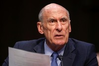 US intel chief defends 'clear' findings on Russian meddling in election after Trump sides with Putin