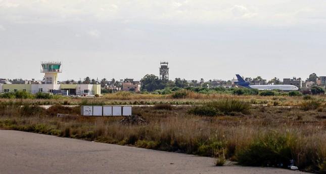 Haftar forces bomb Tripoli's Mitiga Airport in Libya