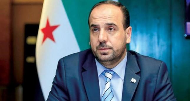انتخاب نصر الحريري رئيساً جديداً للائتلاف السوري المعارض
