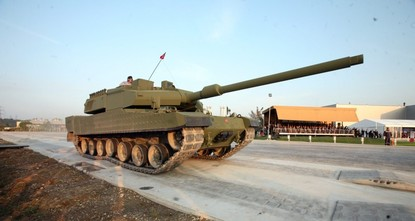 pAfter the Undersecretariat of Defense Industries (SSM) declined Otokar's proposal in June for mass production of the National Main Battle Tank Project (MİTÜP), also known as the Altay project, the...