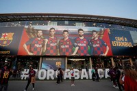 Barcelona tops European leagues in operating revenues