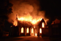 Only mosque in Australia's Geelong set ablaze in suspicious fire