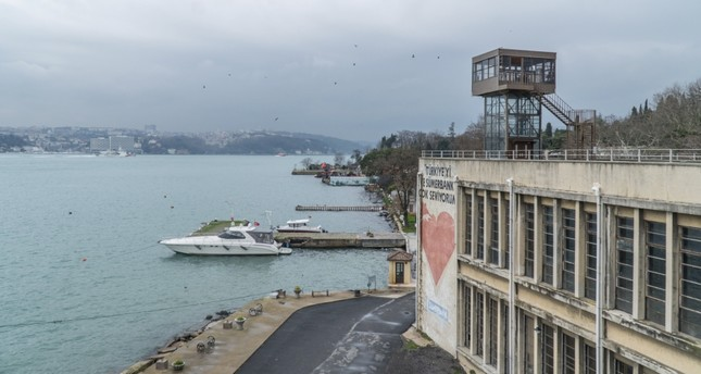 Former shoe factory in Istanbul awaits cinephiles