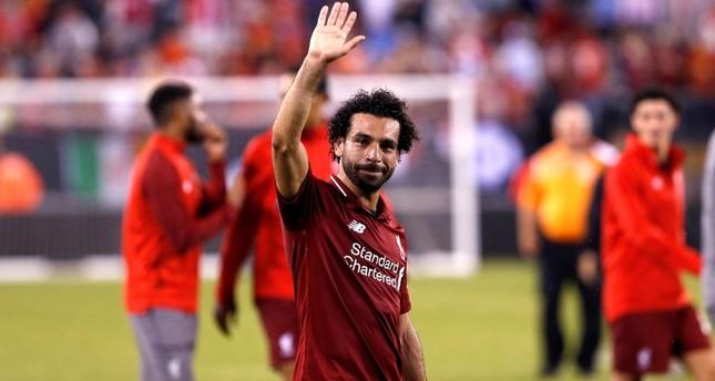 المصري صلاح: سأواصل التألق مع ليفربول في الموسم الجديد