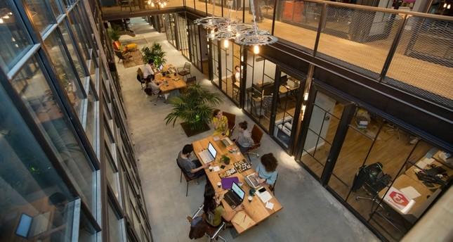 أماكن عمل جديدة ومبتكرة في إسطنبول