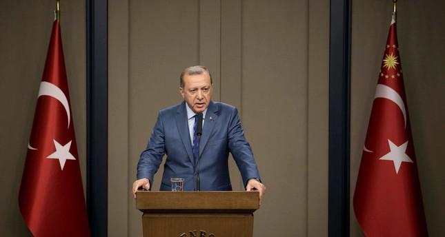 Erdoğan praises Qatar's positive attitude during crisis