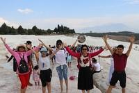 Die Türkei habe das Ziel, im nächsten Jahr mehr Touristen und Geschäftbeziehungenaus Fernost für sich zu gewinnen, sagte Kultur- und Tourismusminister Numan Kurtulmuş am Freitag.  Im Gespräch mit...