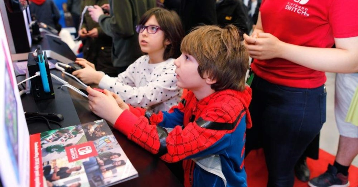 Last year, more than 90,000 people visited the gaming expo. (Courtesy of GIST)