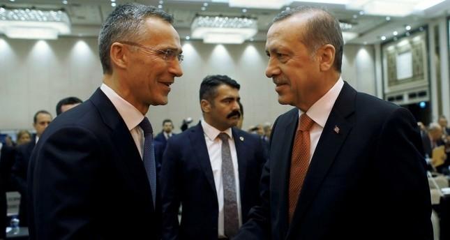 أمين عام الناتو يهنئ أردوغان بفوزه في الانتخابات الرئاسية
