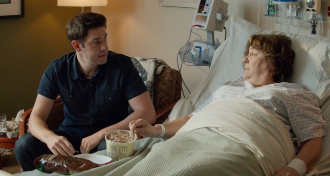Actor-director Krasinski mines tears, laughs in 'The Hollars'