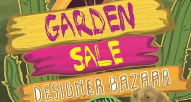 Garden Sale calls for design lovers