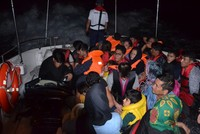 More than 4,100 illegal migrants stopped in one week