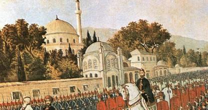 Hail the new sultan: Tradition of celebrating succession in the Ottoman-era