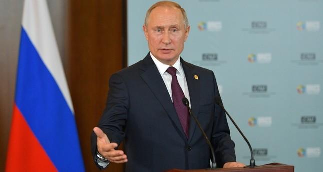 بوتين يزور تركيا في يناير المقبل