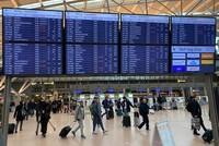 ألمانيا تعلق حركة القطارات وتلغي رحلات جوية تحسبا للعاصفة كيارا