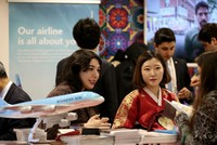 Top global tourism fair opens in Istanbul, convenes tourism leaders