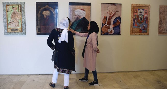 Mughal exhibition in Kabul a reminder of the city's artistic
