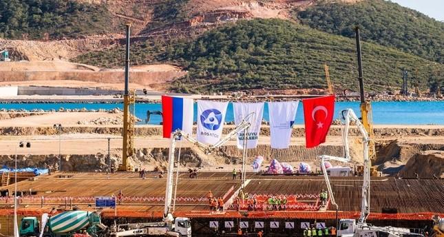 النووية العالمية: محطة آق قويو التركية ستسهم بمكافحة تغيّر المناخ