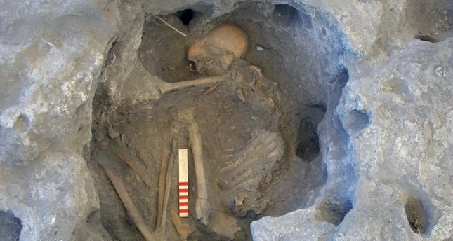 Findings show that the society in Boncuklu Höyük gradually moved toward southeastern Europe.
