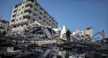 Palästinenser verkünden Feuerpause