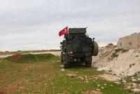 Turkey retaliates against YPG terror targets in Syria's Tel Rifaat
