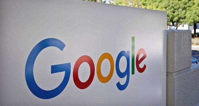 This Oct. 20, 2015, file photo, shows a sign outside Google headquarters in Mountain View, Calif. Google said on June 30, 2016, that it expected to have normal service restored for Google Calendar users following reports of an outage. (AP Photo)