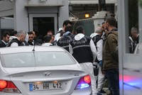 Turkish forensic team arrives to search Saudi consul's residence