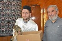 Imam, congregation adopt cat and her 7 kittens in Turkey's Kırıkkale