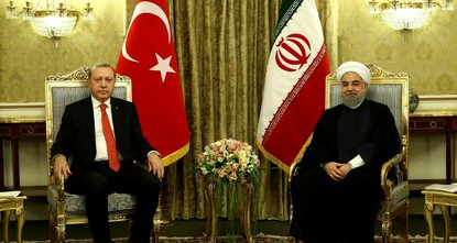 A timely shift in the Turkish-Iranian relationship