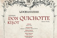 'Don Quichotte' to premiere in Istanbul