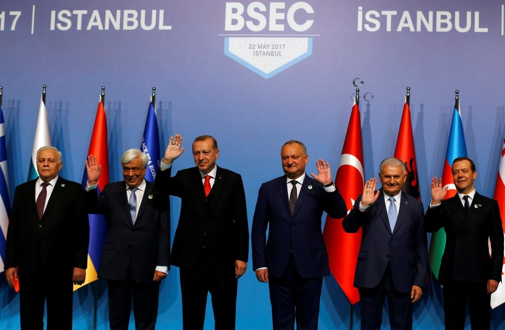 President Erdou011fan hosted the leaders of BSEC members at the Istanbul Summit and highlighted peace and stability as essential factors for investment in the region.