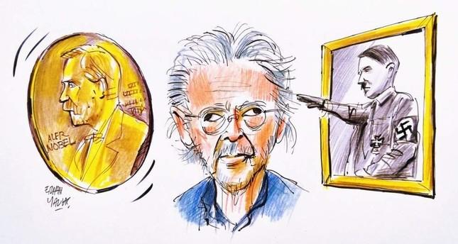 Nobel Prize in Literature goes to genocide denier