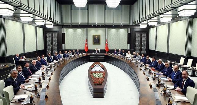أبرز قرارات اجتماع الحكومة التركية الذي استمر 10 ساعات بحضور أكار وفيدان