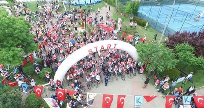 """pHeute ist der letzte Tag des """"Fahrrad-Festivals, welches von der Gemeinde in Kadıköy organisiert wurde. Der Startschuss für das Festival war der 18. Mai./p  pDas Festival, das alle..."""