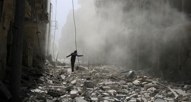 Turkey, Saudi Arabia to cooperate on rebuilding Syria