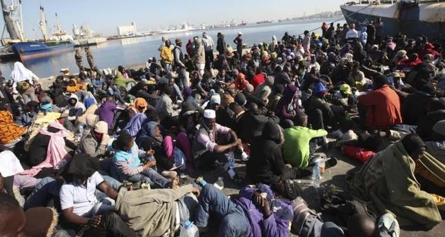 مجلس الأمن يبحث قضية الاتجار بالبشر في ليبيا