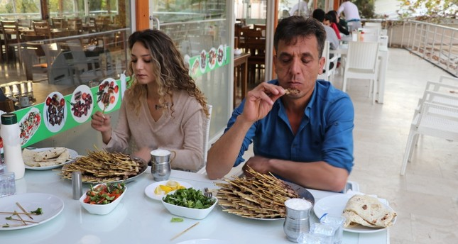 Man eats 320 shish kebabs in 48 minutes