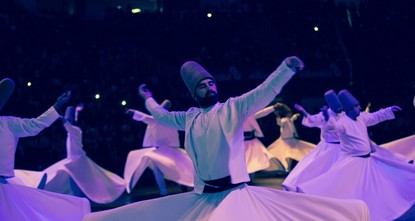 pPeople from different religions and cultures are together in Konya for the 744th anniversary of Mevlana Jalal ad-Din Rumi's ultimate union with the divine, which started Thursday and will continue...