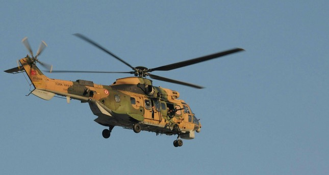 13 Turkish soldiers killed in dramatic helicopter crash in the southeast