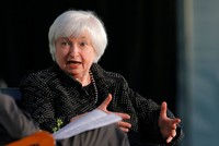 Rate rise likely appropriate in 'coming months', Fed's Yellen says