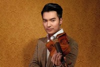 BIPO, violinist Ray Chen on stage together at opening concert