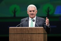 Turkey only country fighting three terrorist groups at the same time, PM says