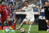 Messi benched as Ronaldo, Salah, Modric garner FIFA best player nominations