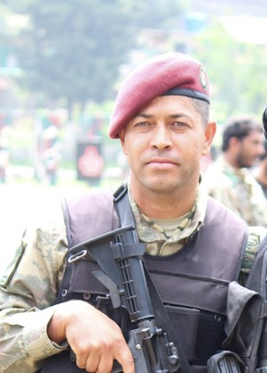 SGT. Ömer Halisdemir, an officer who became a symbol of resistance against the July 15, 2016 coup attempt, was martyred by Gülenist soldiers after he killed one of the masterminds of failed coup attempt.